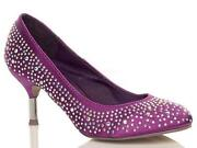 Diamonte Wedding Shoes