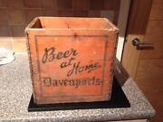 Vintage Original Wooden Crates