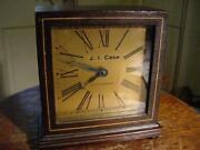 Antique Advertising Clock