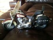 Franklin Mint Motorcycle