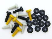 Number Plate Screws