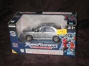 Transformers Alternators Silverstreak