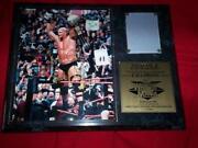 Wrestlemania Plaque