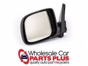 HOLDEN RODEO LEFT FRONT DOOR MIRROR 03 TO 06 (IC-J1172-DK) Brisbane South West Preview