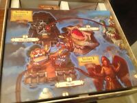 Bioshock Board Game - Siege of Collumbia