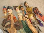 Antique Wooden Toys