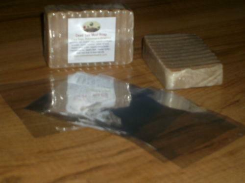 shrink wrap machine for soap