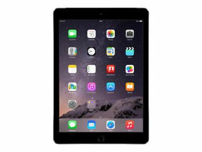 "Apple iPad Air 2  128GB - WiFi & Cellular - 9.7"" GRADE B MINOR SCRATCHES UNLOCK"