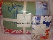 Pottery Barn Surf Quilt