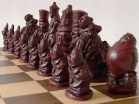 Chess Set - Alice In Wonderland - £30 or Best Offer