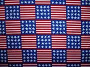 Stars and Stripes Fabric