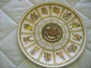 Wedgewood Calendar Plates