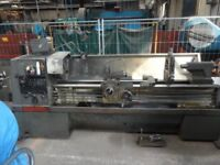COLCHESTER MASTIFF LATHE WITH DRO YEAR 1994
