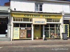 Cafe/takeaway for sale in Southsea Hampshire