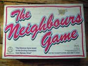 Neighbours Board Game