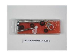 Devilbiss KK-4058-1 MBC Gun Kit