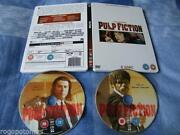 Pulp Fiction Steelbook