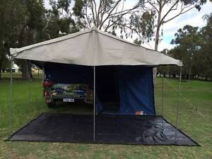 Bushtrail Campers Bentley Canning Area Preview
