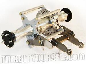 trike kit parts accessories sportster trike kit