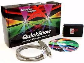 pangolin quickshow stage laser software