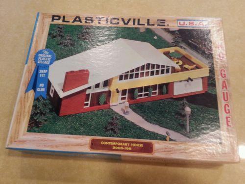 Plasticville House Model Railroads Amp Trains Ebay