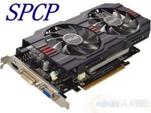 ASUS GeForce GTX 650 Ti performance graphics 1G DDR5