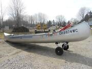 Aluminum Canoe