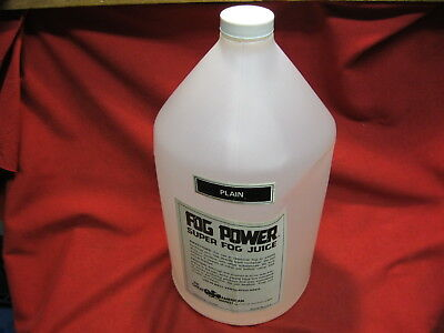 The Great American Market Fog Power Super Fog Juice Plain Made in USA