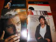 Bruce Springsteen LP Lot