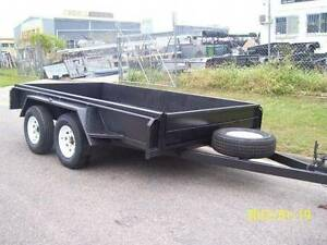 WANTED  10x6  box trailer Eltham Nillumbik Area Preview