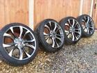 Used Vauxhall Vivaro Alloy Wheels