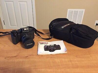 Pentax SF10 35mm Film Camera With Takumar 28-80mm Zoom Lens