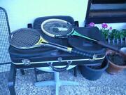 Tennisschläger Set