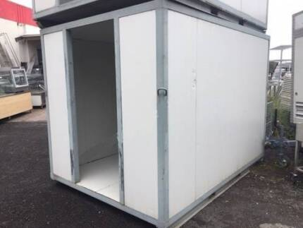 COOLROOM BOXES WITH STEEL FRAME