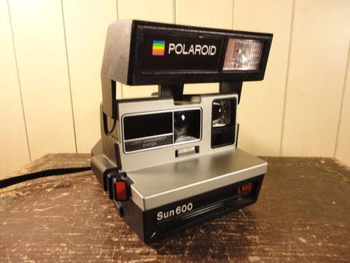 polaroid 600 land camera ebay. Black Bedroom Furniture Sets. Home Design Ideas