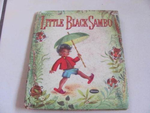 little black sambo golden book pdf