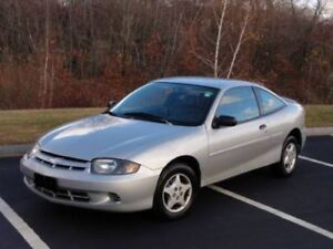 2004 Chevrolet Cavalier VLX Coupe Low Km