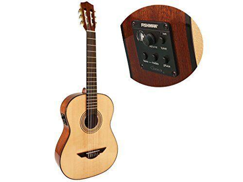 H. Jimenez El Maestro Nylon String Guitar