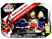 Bakugan Brawler Game Pack