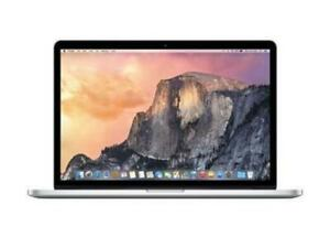 Apple MacBook Pro 15.4 Retina Display Core i7-4870HQ 16GB RAM 256GB SSD - A1398