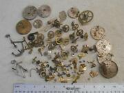 Pocket Watch Parts