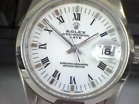 ROLEX OYSTER PERPETUAL DATE 15200 Gents Ladies
