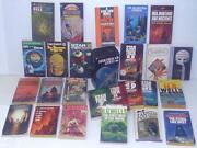 Star Trek Book Lot