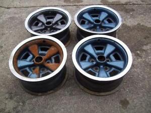 Chevy Rally Wheels Ebay