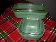 Jadeite Dishes