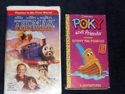Thomas Friends VHS Lot