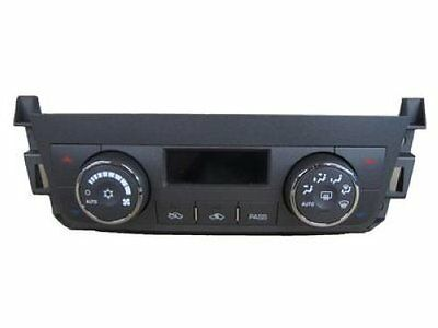 Factory NEW GM OEM 2007-2011 DTS Heater A/C Control Unit Rear Window Defroster