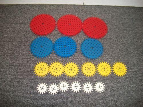 Lego Gears Vintage