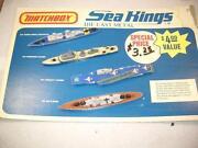 Matchbox Sea Kings