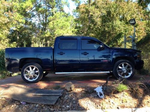 Takbelysning pickup : Chevy silverado